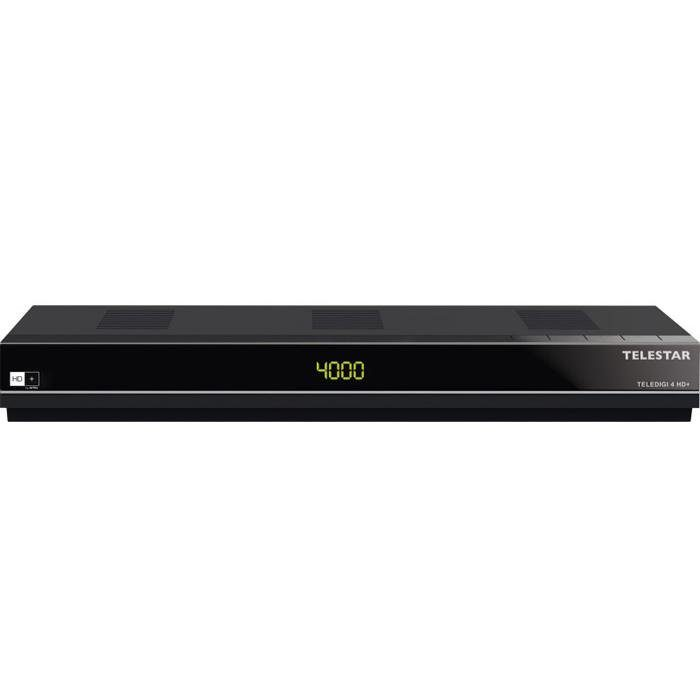 TELESTAR Satellitenreceiver »TELEDIGI 4 HD+«